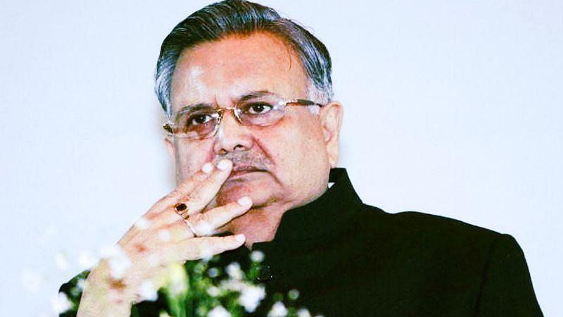 पूर्व मुख्यमंत्री रमन सिंह का आरोप
