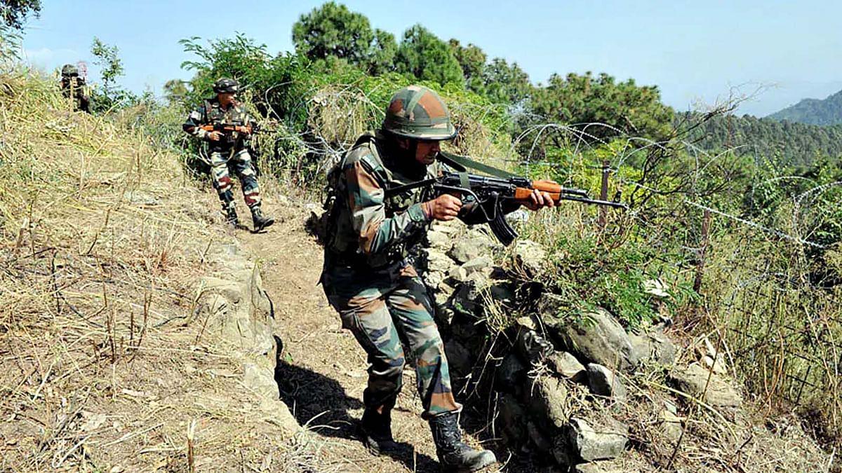 जम्मू कश्मीर: नहीं मान रहा पाक- LoC पर उकसावे की कर रहा कार्रवाई