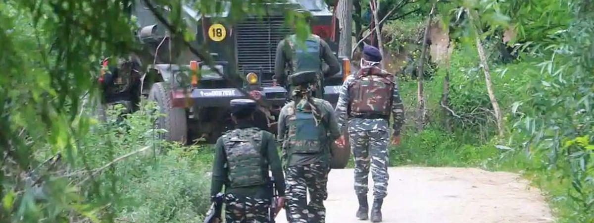 जम्मू कश्मीर में आतंक का सफाया-आज फिर 3 आतंकी हुए ढेर