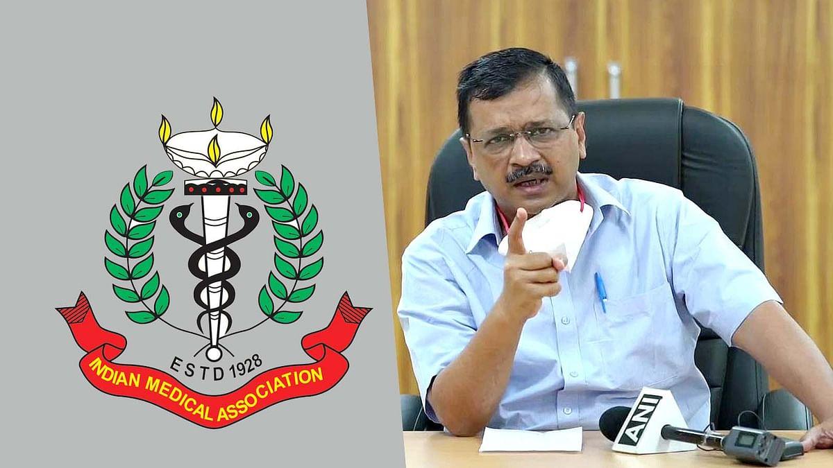 दिल्ली सरकार की चेतावनी पर DMA ने उठाई आवाज- धमकी का किया विरोध
