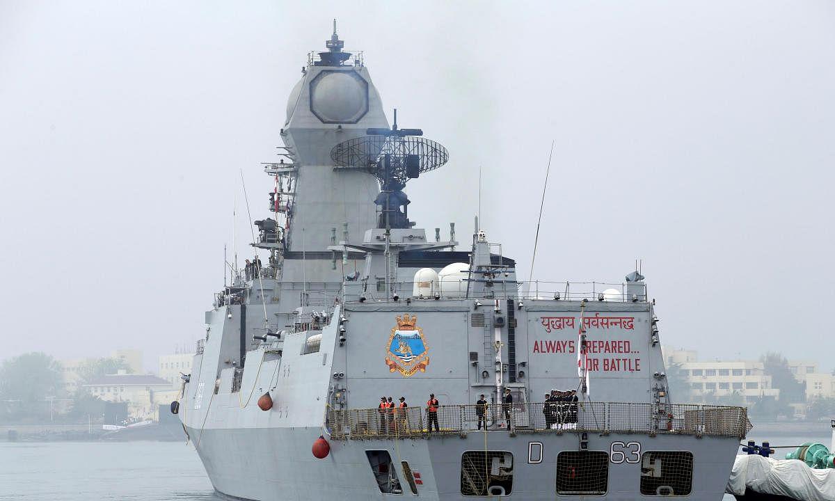 आत्मनिर्भर भारत के बढ़ते कदम-स्वदेश निर्मित मिसाइल नौसेना में शामिल