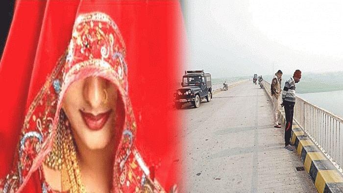 दांतडा: दुल्हन विदा कर ला रहे बारातियों की खुशियां बदली मातम में