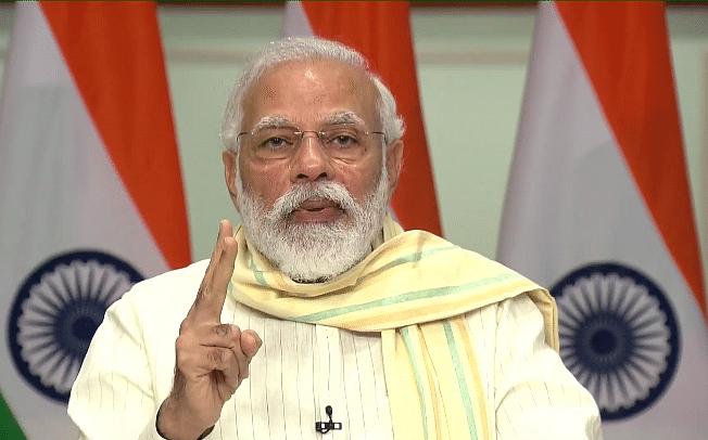 PM मोदी के बयान पर सवाल - PMO ने दिया स्पष्टीकरण