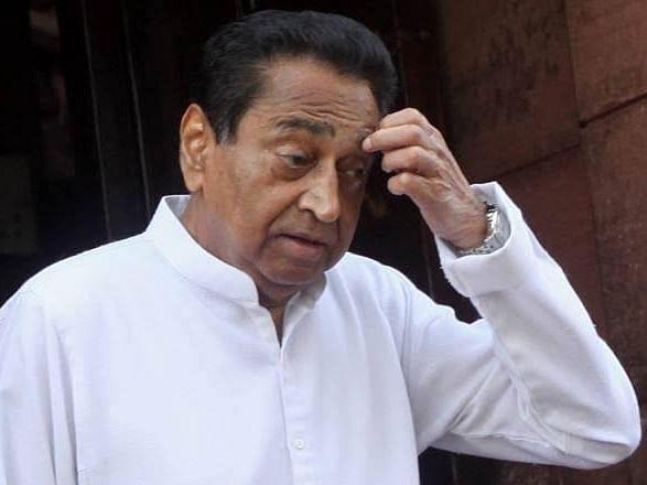 भाजपा ने कमलनाथ को बताया 'चीन का एजेंट'