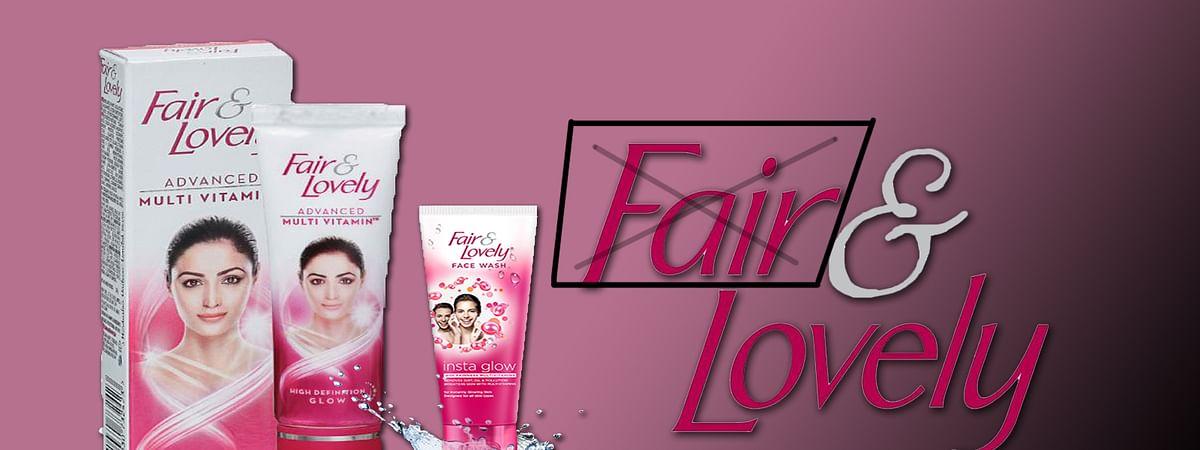 Fair & Lovely cream will be renamed
