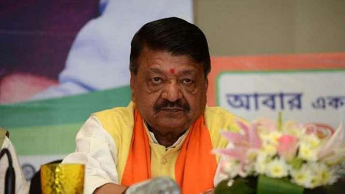 भाजपा महासचिव कैलाश विजयवर्गीय