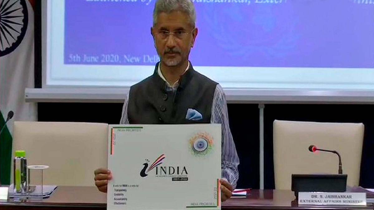 भारत: सुरक्षा परिषद चुनाव के पहले विदेश मंत्री की प्राथमिकताएं जारी