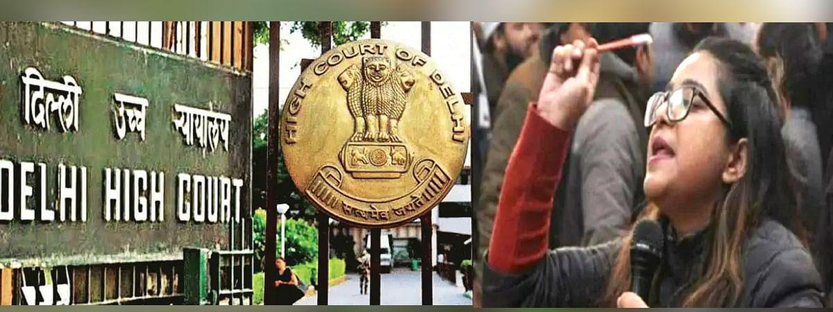Safoora Zargar got bail in Delhi violence case