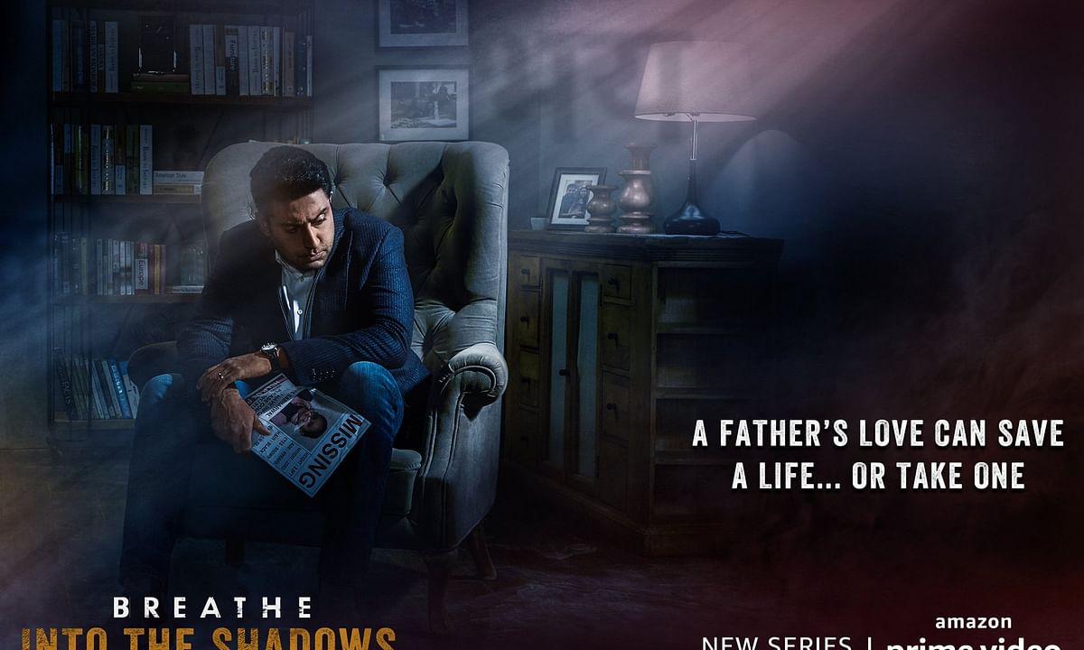 अभिषेक बच्चन ने शेयर किया 'Breathe Into The Shadows' का नया पोस्टर