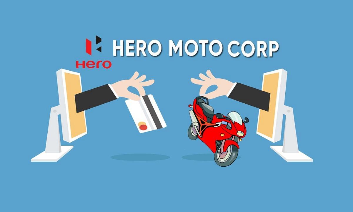ग्राहकों को नया अनुभव देने Hero MotoCorp लेकर आया ऑनलाइन 'eShop'