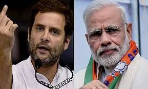 PM मोदी के संबोधन पर राहुल गांधी ने शायराना अंदाज में साधा निशाना