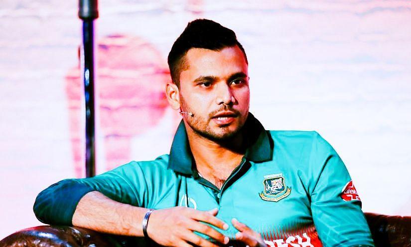 बांग्लादेश के पूर्व कप्तान मशरफे मुर्तजा हुए कोरोना संक्रमित