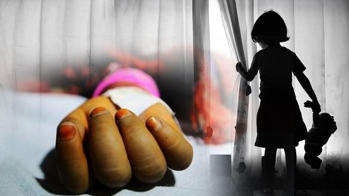 4 वर्षीय मासूम की हत्या और दुष्कर्म केस:लापरवाही बरतने पर TI निलंबित