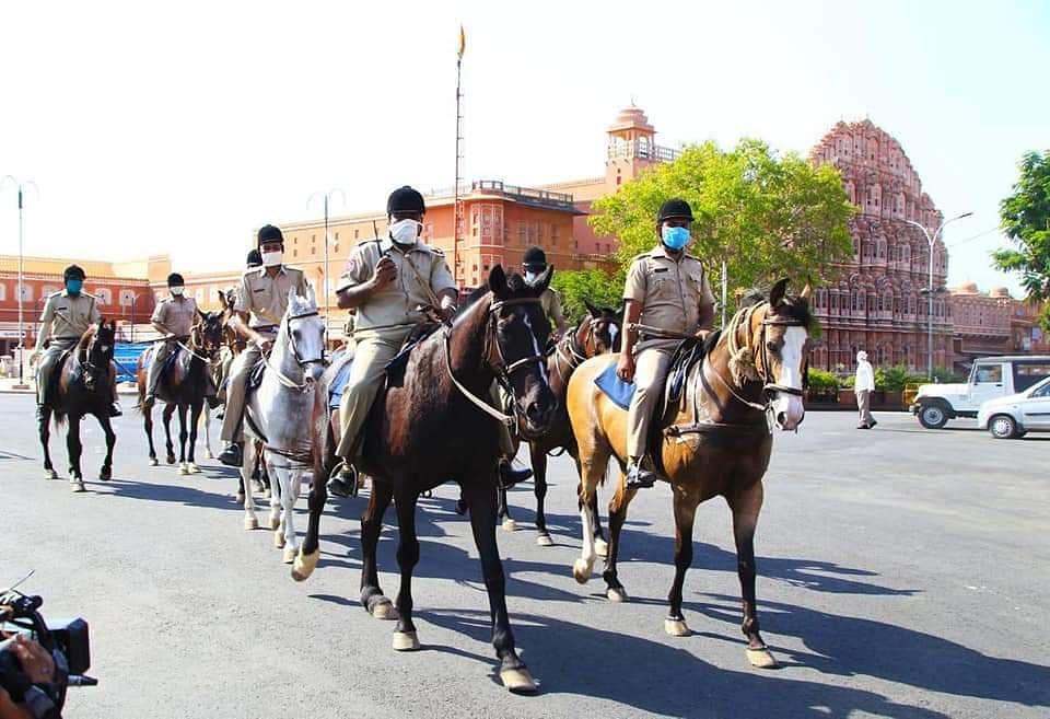 राजस्थान 10 बड़े राज्यों की तुलनात्मक अध्ययन में प्रथम स्थान पर