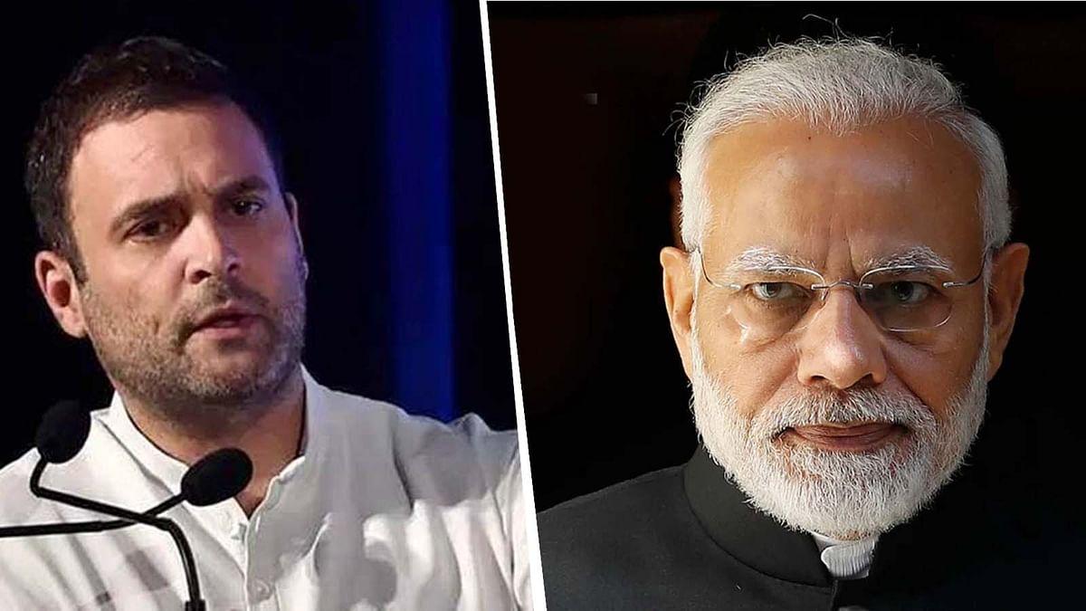 राहुल का तंज- घोषणा करने में माहिर सरकार का आर्थिक पैकेज भी जुमला साबित हुआ