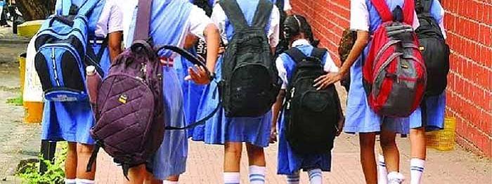 सभी स्कूलों को खोलने पर कोई फैसला नहीं