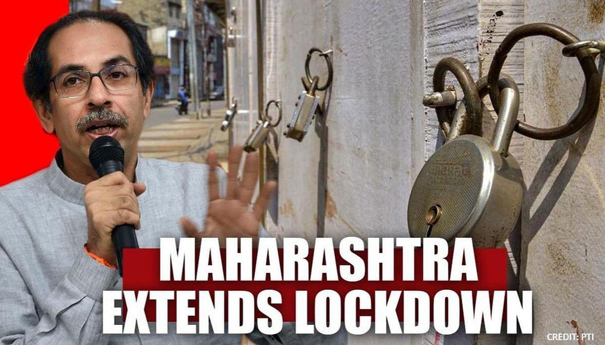 महाराष्ट्र में शर्तो के साथ 31 जुलाई तक बढ़ा लॉकडाउन