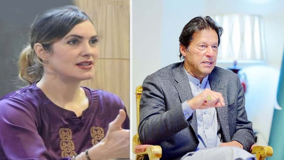 पाकिस्तान: महिला ब्लॉगर का खुलासा- PM इमरान खान बनाना चाहते थे संबंध