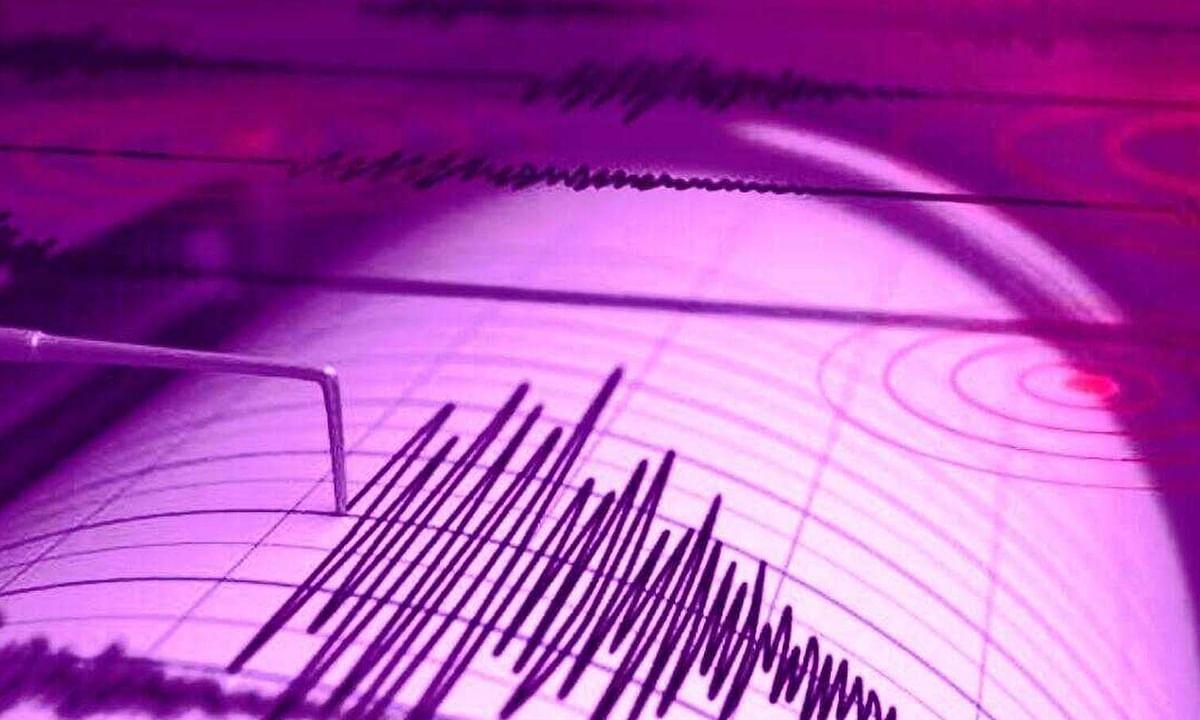 मिजोरम में आज फिर आया 4.1 तीव्रता का भूकंप