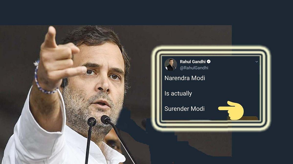 PM मोदी पर आलोचना में राहुल की बड़ी चूक- ये है उनका अंग्रेजी ज्ञान