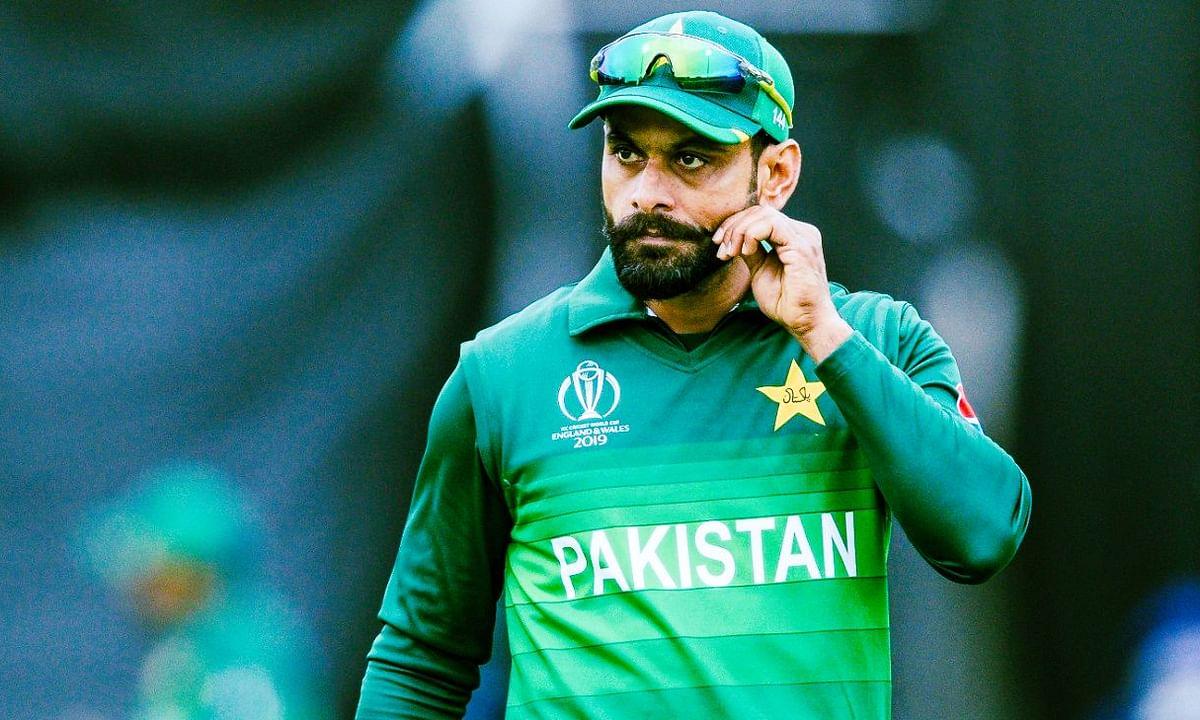 पाकिस्तानी क्रिकेटर मोहम्मद हफीज पर हो सकती है पीसीबी की कार्रवाई