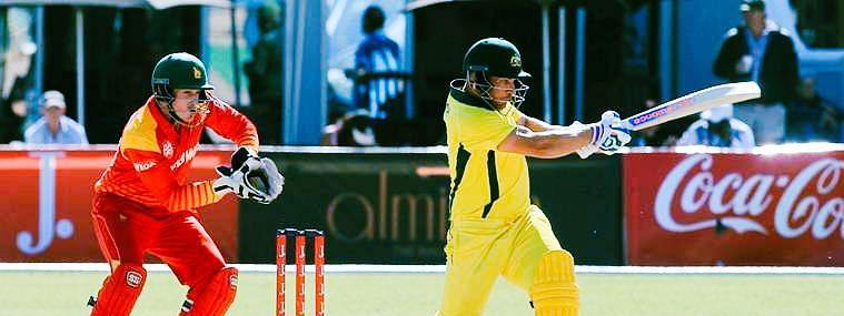 ऑस्ट्रेलिया और जिम्बाब्वे कि वनडे सीरीज पर भी पड़ी कोरोना की मार