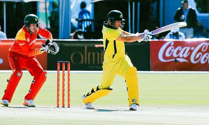ऑस्ट्रेलिया और जिम्बाब्वे की वनडे सीरीज पर भी पड़ी कोरोना की मार