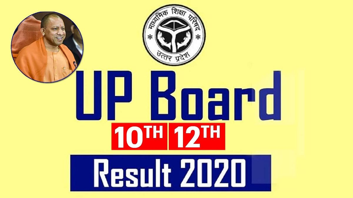 UP 10th-12th Board Results 2020