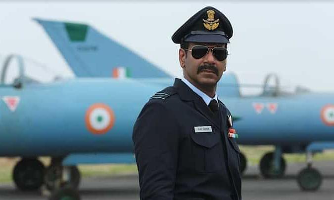 Ajay Devgan Bhuj Movie