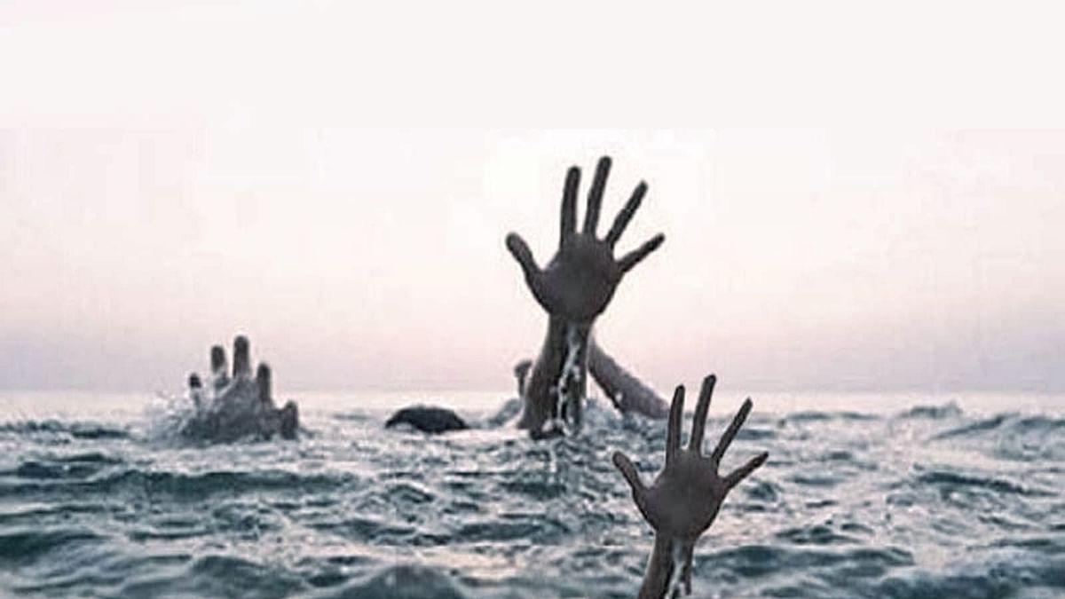 रीवा: नदी के कुंड में डूबने से 3 बच्चों की हुई मौत, गांव में फैला सन्नाटा