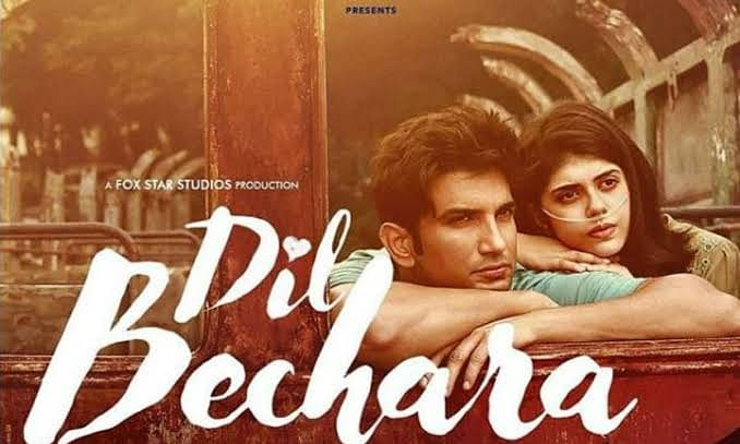 Dil Bechara Movie