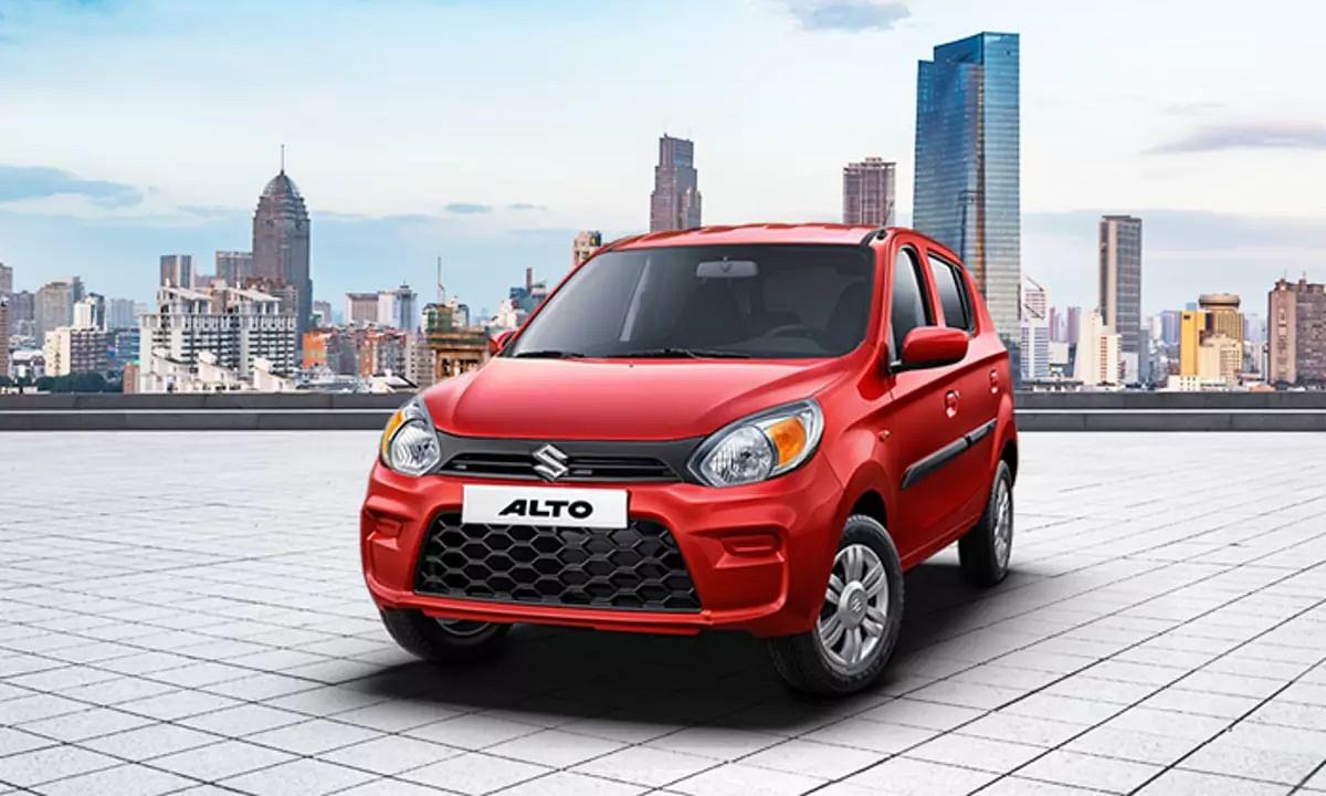 Maruti Suzuki की Alto बनी 16वें साल सबसे ज्यादा बिकने वाली कार
