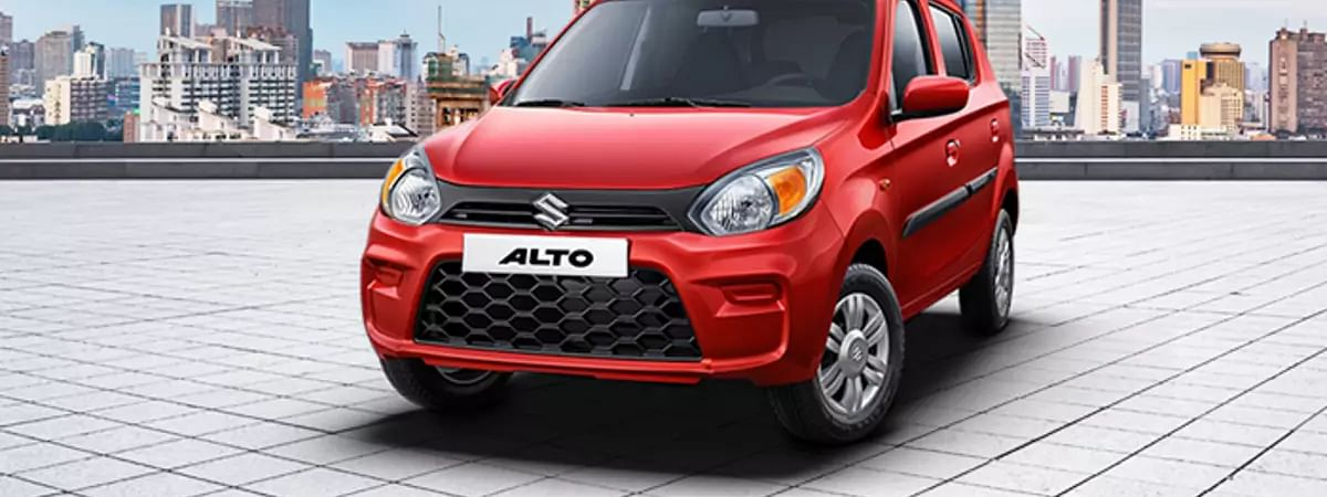 Alto becomes the best selling car