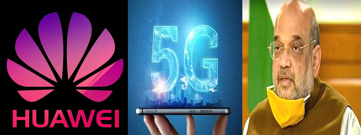 Modi Government Ministers Meeting on Huawei 5G trial