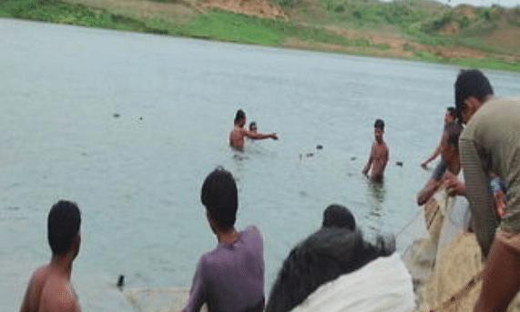 छतरपुर : डूब की चपेट में आने से 4 की मौत, गांव में छाया मातम