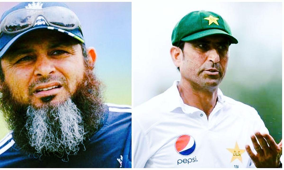 पाकिस्तान के पूर्व दिग्गज खिलाड़ी यूनिस खान और मुस्ताक अहमद बने कोच