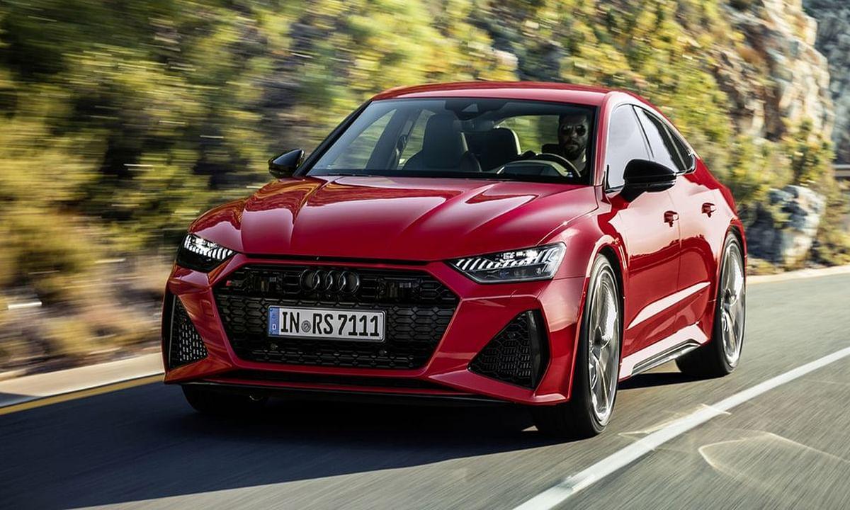 Audi ने किया RS7 स्पोर्टबैक की बुकिंग का ऐलान