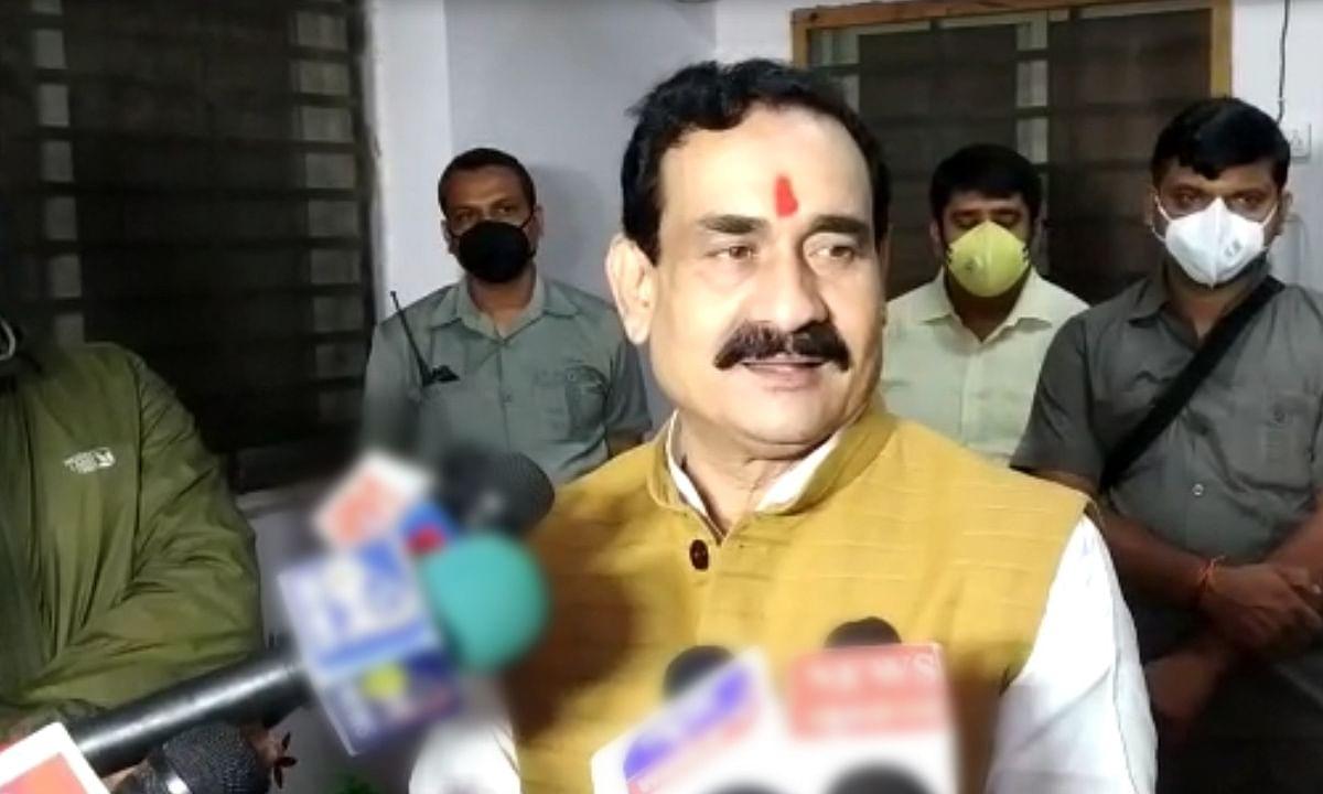 'विकास एनकाउंटर' पर मिश्रा का बयान- MP पुलिस ने कर दिखाया है अपना काम