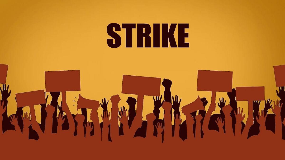 मण्डियों में अनिश्चितकालीन हड़ताल जारी