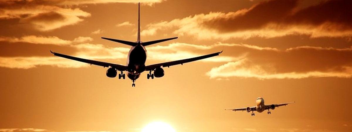 International flights canceled in india