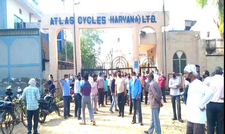 Atlas Cycle closes Delhi factory