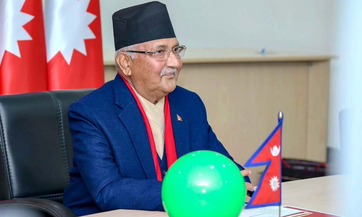 नेपाल में सियासी घमासान-PM ओली ने भारत पर लगाया साजिश का बड़ा आरोप