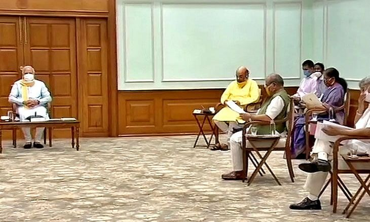 Announcements for MSME and Farmers in Cabinet Meeting