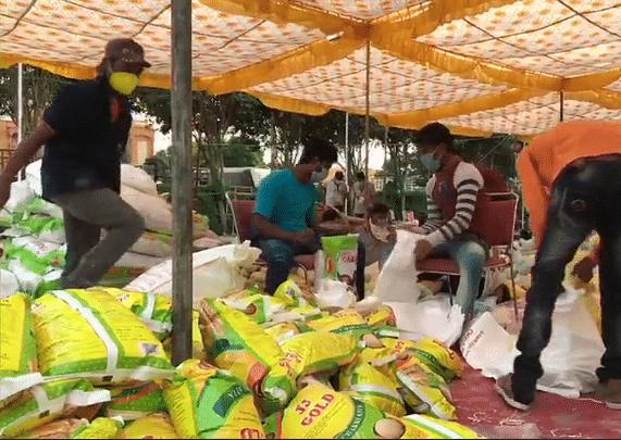 इंदौर में नि:शुल्क राशन व्यवस्था हुई बंद, नगर निगम की थी योजना