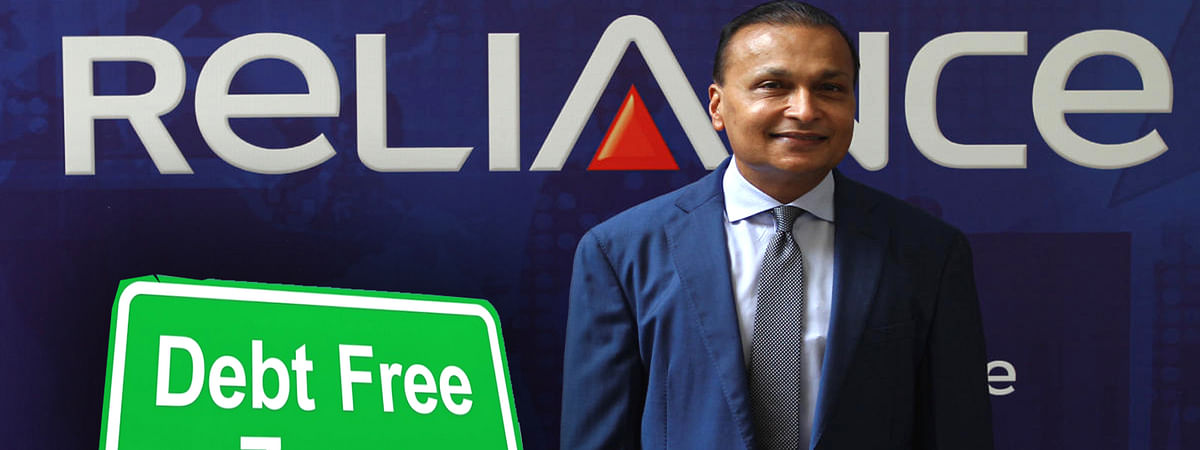 Anil Ambani will make his company debt free