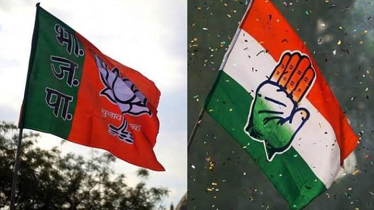 इंदौर : कांग्रेस के 15 माह बनाम भाजपा सरकार के 12 माह