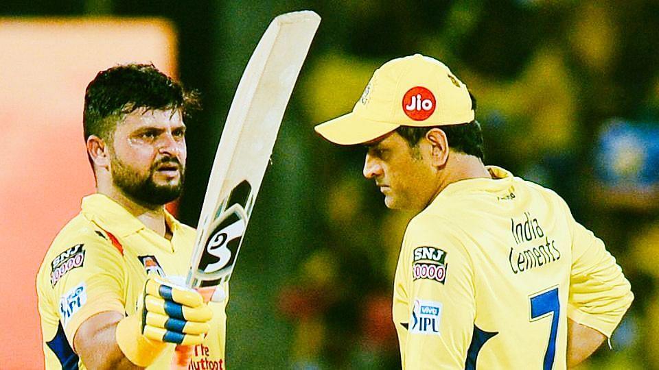 सुरेश रैना बोले धोनी ने मुझे हमेशा खुलकर खेलने की इजाजत दी...