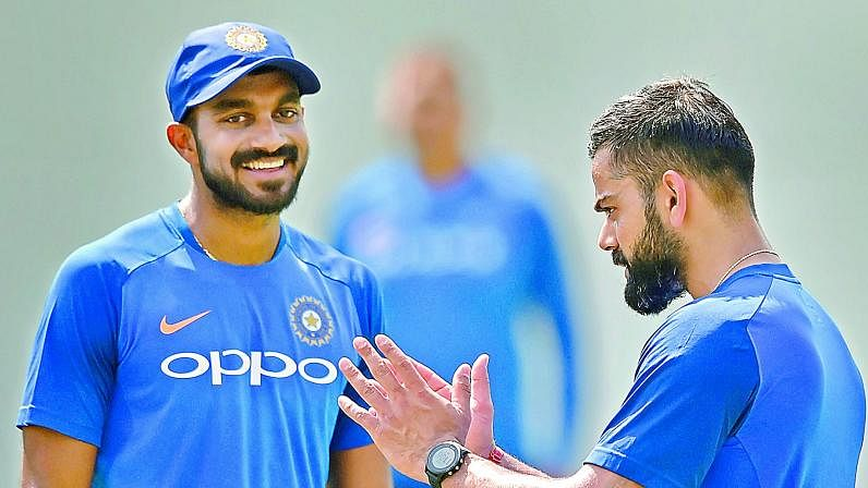 विजय शंकर बोले 2019 विश्व कप में भारत-पाक मैच से पहले सुनी थी गाली