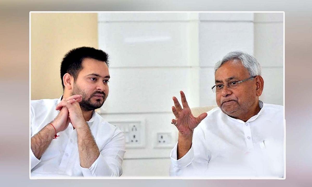 बिहार चुनाव की सरगर्मियां तेज, नीतीश का तेजस्वी के बयान पर पलटवार
