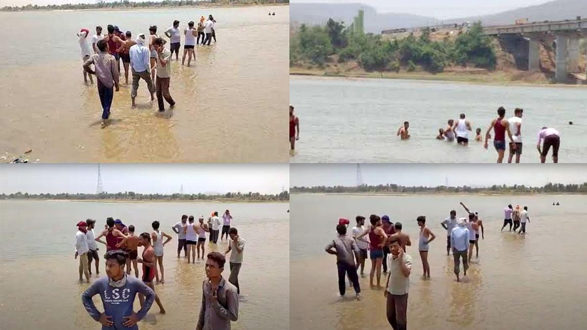 होशंगाबाद: संकट पर भारी पड़ा पावन स्नान! डूबे एक ही परिवार के 5 लोग
